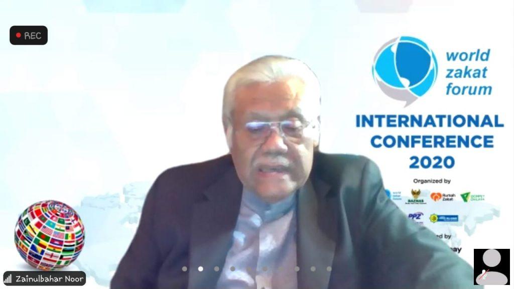 Zainulbahar Noor Terpilih sebagai Sekjen World Zakat Forum ...