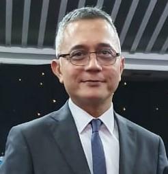 Foto 1 : Corporate Secretary Asuransi BRI Life Hardy Nurhadi
