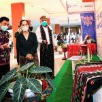 Hadir di Kawasan Timur Indonesia, LPDB-KUMKM Apresiasi UMKM Binaan Kopdit Obor Mas NTT