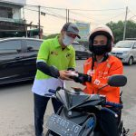 Toyota Sienta Community Indonesia (TOSCA) Masih Perang Melawan Covid 19